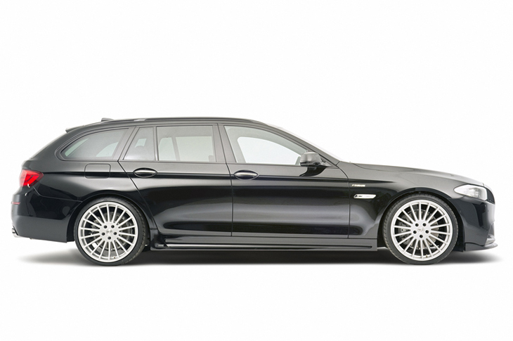 BMW Serie 5 Touring, según Hamman.