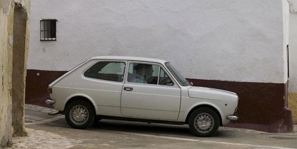 Seat 127, el coche de 1972