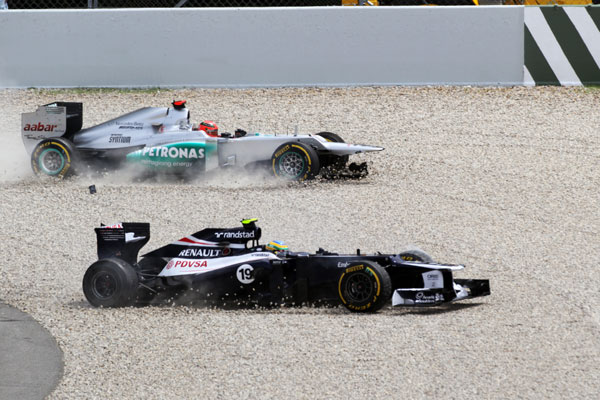 Gran Premio de España de Fórmula 1 (10-13 de mayo de 2012)