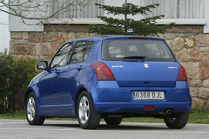 Suzuki Swift 1.3 DdiS GLX 5p