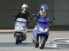 DGT y Gobierno se fijan en las motos