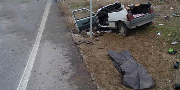 Cada accidente mortal en carretera nos cuesta 860.000 euros