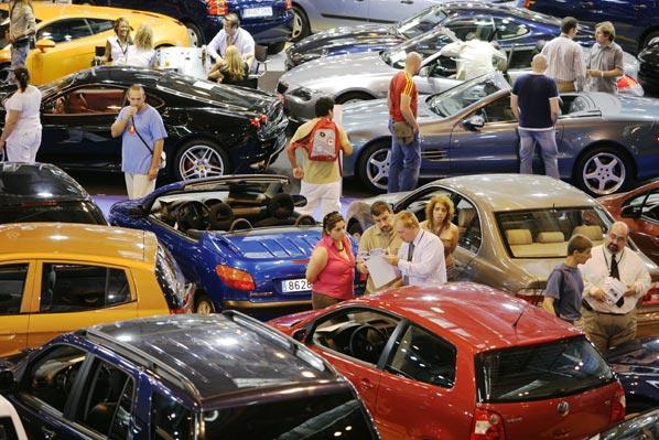 Salón del Vehículo de Ocasión 2008