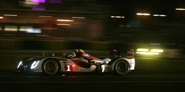 Peugeot gana el primer set