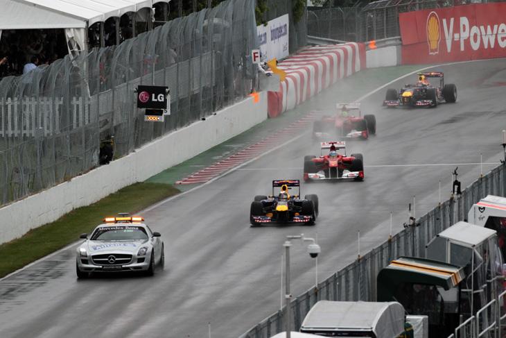 GP de Canadá 2011.