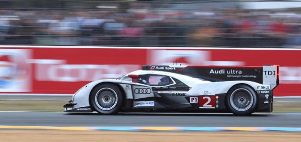 Peugeot abandona las 24 horas de Le Mans
