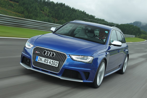 Audi RS4 Avant, desde 85.800 euros