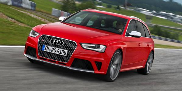 El Audi RS4 Avant, desde 85.800 euros
