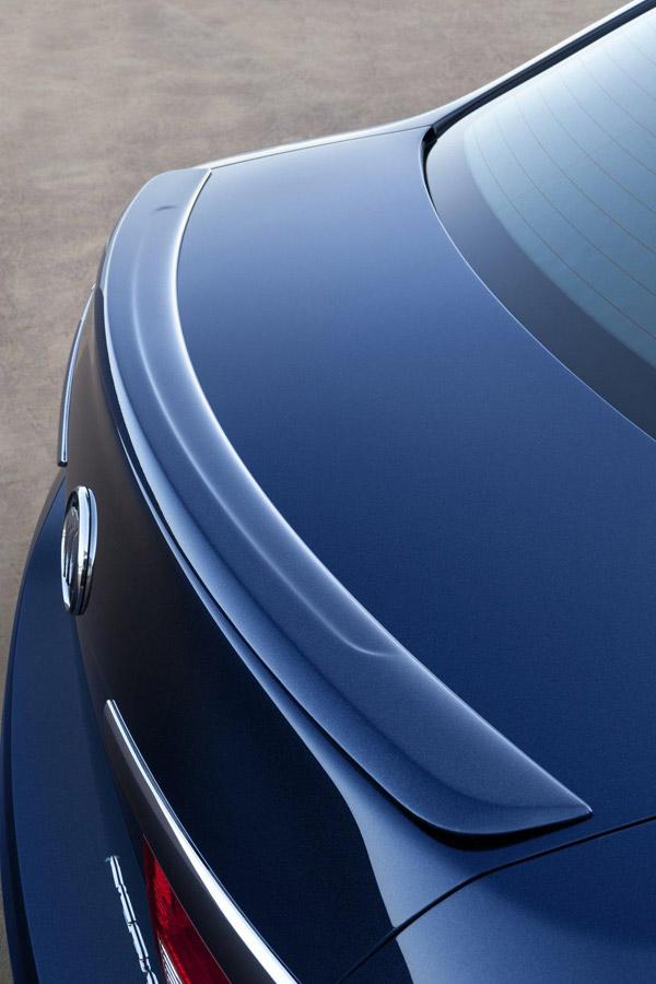 Buick Verano Turbo 2013, el primo americano del Astra OPC