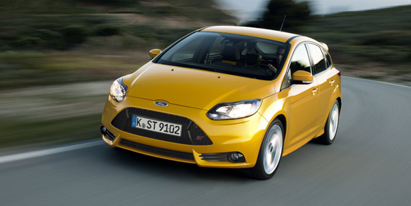 el nuevo ford focus st ahora con 250 cv. Black Bedroom Furniture Sets. Home Design Ideas