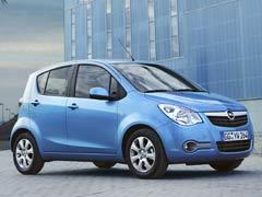 Nuevo Opel Agila