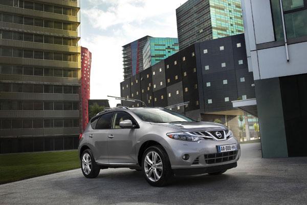 Nissan Murano, imparable