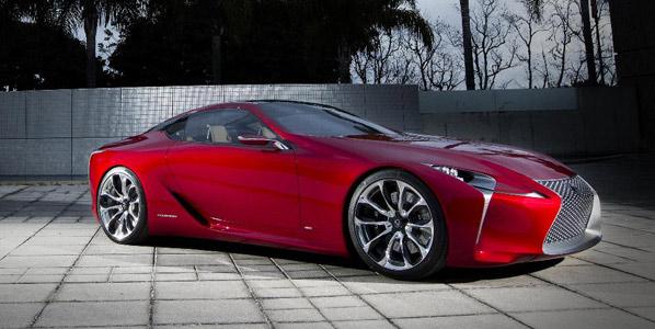 Lexus: protección para la carrocería de la NASA