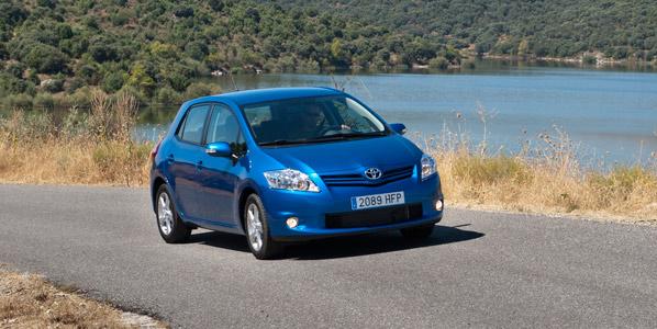 El Toyota Auris Active, por 14.500 euros
