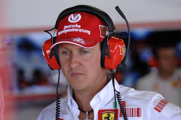F1: Schumacher valora su retorno