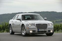 Chrysler 300c crd for Chrysler 300c crd