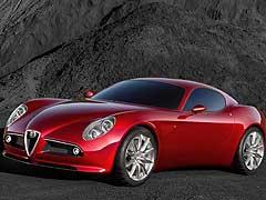 Alfa 8C Competizione: tocado por el espíritu de Fangio