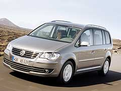 Volkswagen: Nuevo Touran