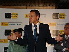 ''Mil muertos menos desde el inicio de la legislatura''