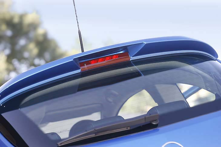 Opel Corsa OPC: exteriores