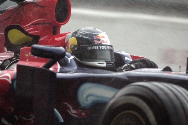 """La """"pole"""" para Vettel"""