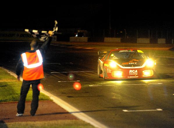 GT: Todo para Ferrari