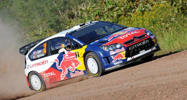 WRC: Rally de Japón
