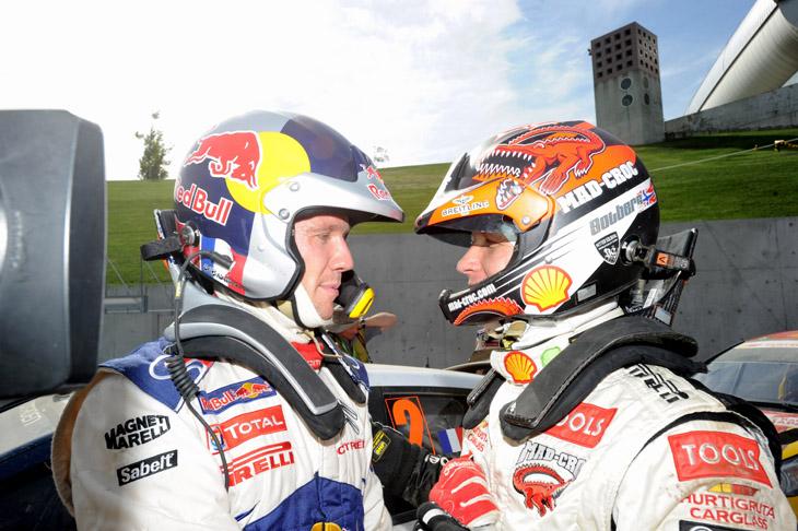 Rally de Japón 2010