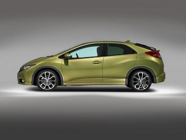Honda Civic 2012 la novedad