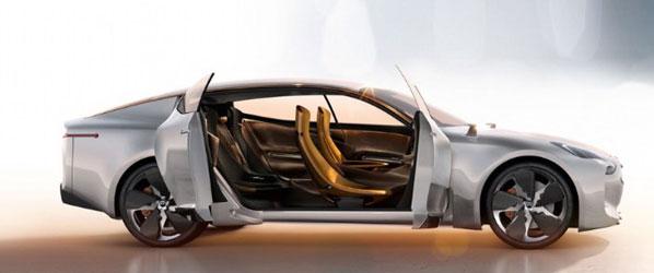Nuevo Kia GT Concept