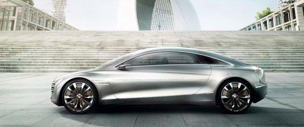 Mercedes F 125!