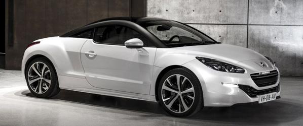 Peugeot RCZ 2013, llamando a las emociones