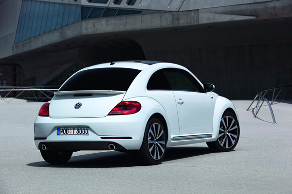 VW Beetle R Line, el Escarabajo deportivo
