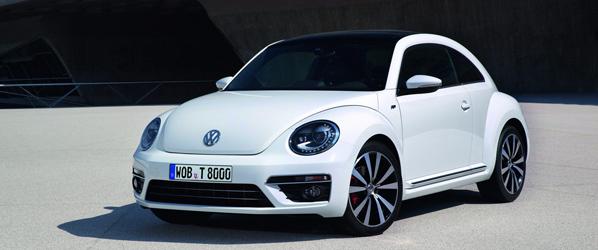 VW Beetle R-Line, desde 27.100 euros
