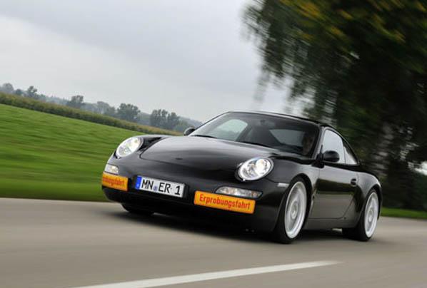 ¿El Porsche 911 eléctrico?
