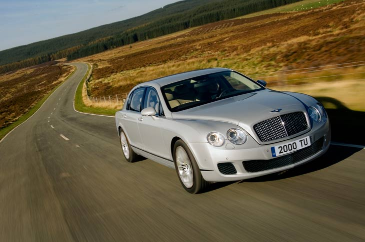 Bentley CFS Speed