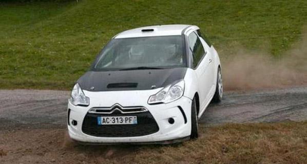 WRC: Llega el Citroen DS3 R3
