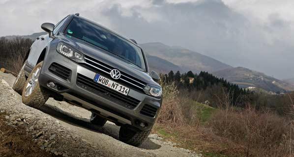 Llega el Volkswagen Touareg Exclusive