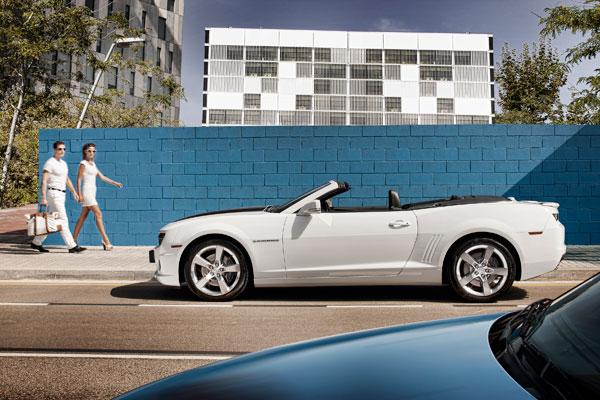 Chevrolet Camaro el contacto