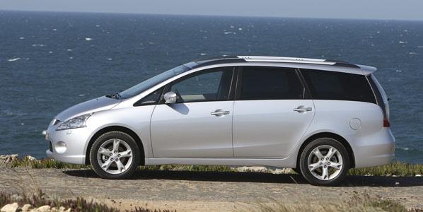Nueva gama Mitsubishi Grandis