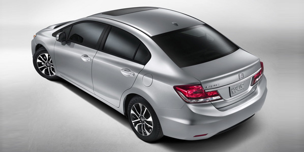 Honda Civic Sedán 2013