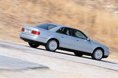 Audi A8 2.5 V6 TDi / BMW 730d