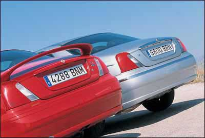 Rover 75 2.5 V6 Club / MG ZT 190