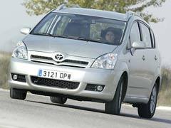 Toyota Corolla Verso 2.2 D4-D Sol