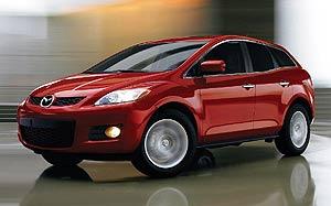 Mazda en Detroit