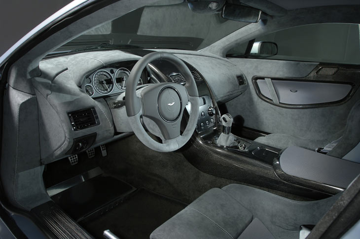 Aston Martin Vantage RS