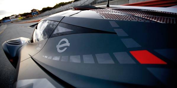 Mazda Furai Concept y RX-8