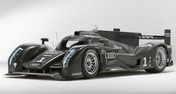 Audi presenta el nuevo R18