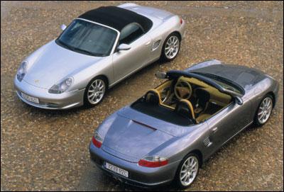 Contacto: Porsche Boxster y Boxster S