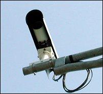 Las cámaras en los semáforos reducen los accidentes en Barcelona